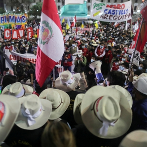 Peru: polarised elections lead to protests and attacks on journalists