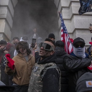 Democracy in peril in the United States as rioters storm Capitol