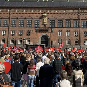 Restrictive peaceful assembly ban voted down in Parliament
