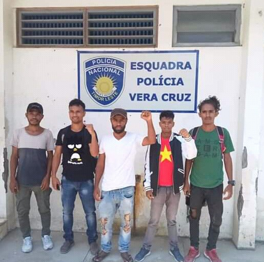 Timorese students detained for protest on West Papua outside Indonesian embassy
