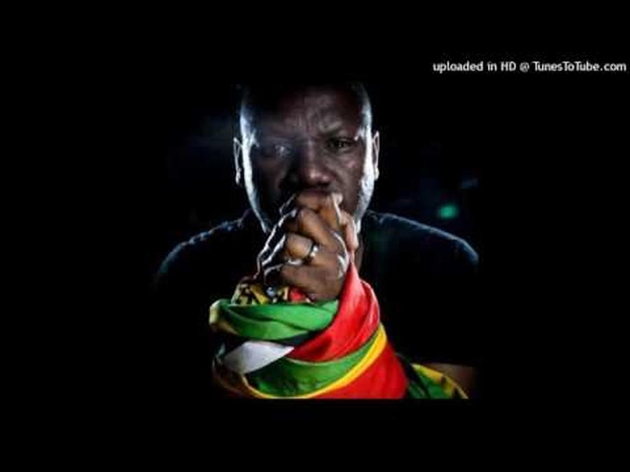 #Thisflag leader Pastor Evan arrested on arrival in Zimbabwe