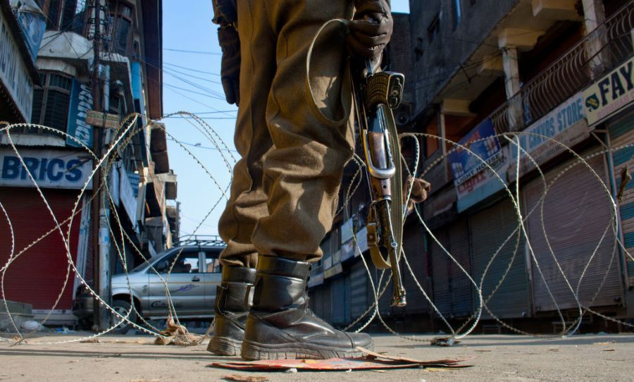 Civil society concerned about risks to fundamental freedoms in Kashmir as special status revoked