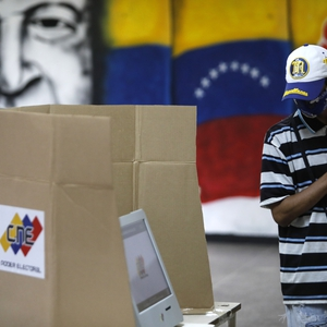 Contested legislative elections in Venezuela amid pandemic