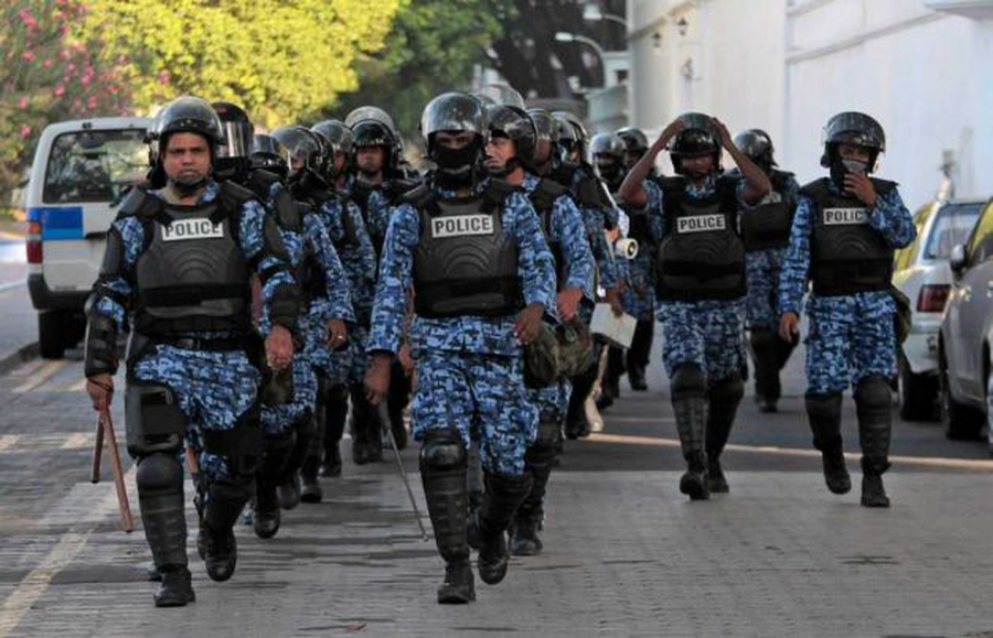 Restrictions and attacks on journalists, protesters; reprisals against activists in the Maldives