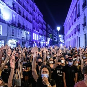 Protests over gender-based violence, office of LGBTI rights organisation vandalised