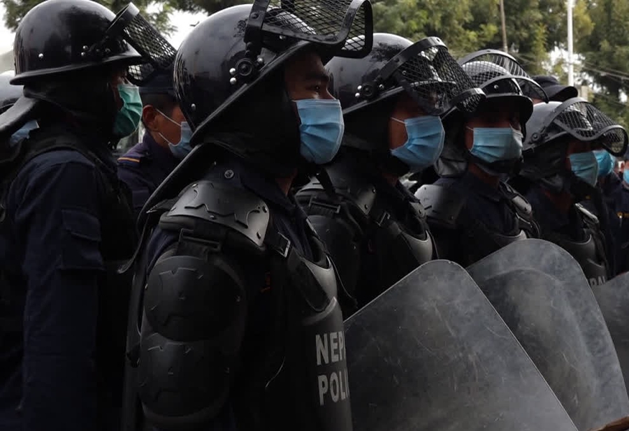 Protests disrupted by police, met with excessive force in Nepal as UN reviews its rights record