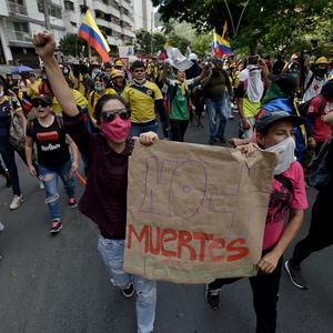 Colombia: four months since the beginning of National Strike