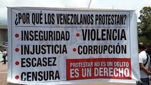 Civil society denounces systematic criminalisation in Venezuela