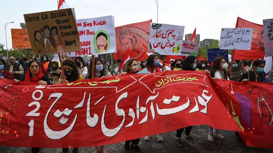 Attacks on Aurat March, minorities and critics highlight shrinking space for dissent in Pakistan