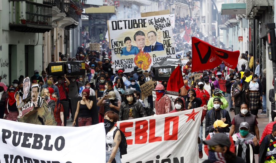Indigenous groups' rights violated in loss of land and livelihood to oil spill
