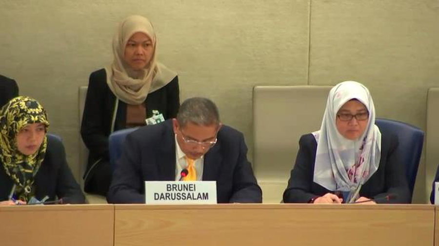 Human Right Council calls on Brunei to review legislation limiting fundamental freedoms