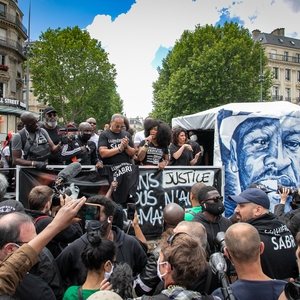 Unjustified ban on protests during pandemic; Charlie Hebdo faces attack again