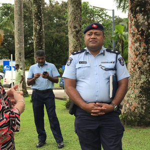 Authorities intimidate protesters and silence critics using restrictive laws  in Fiji