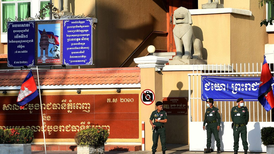 Activists, journalists continue to face reprisals as COVID-19 law exacerbates violations in Cambodia