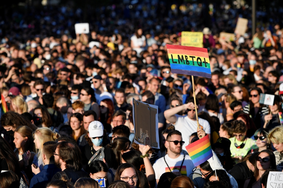 A 'dark day' for LGBTI rights in Hungary, leading to calls for urgent EU action