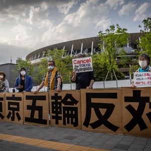 Opposition against Olympics continues, as state of emergency extended in Japan