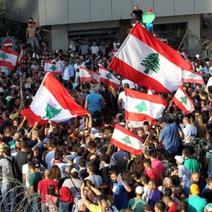 Civil society condemns Lebanon's prosecution of protestors in military court