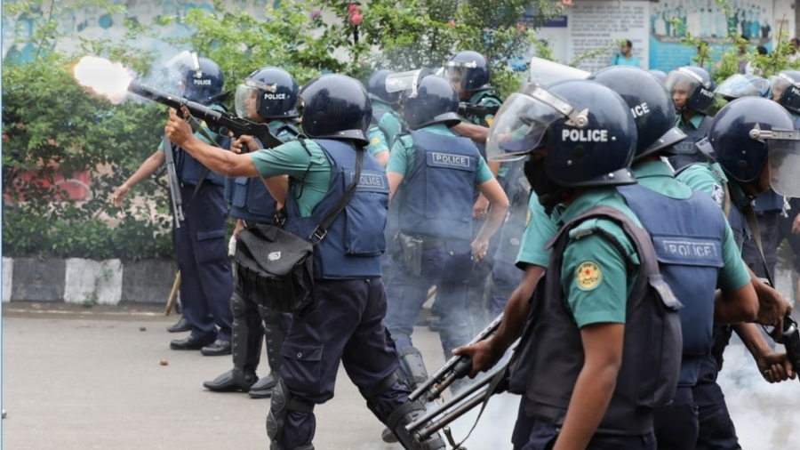 Persistent suppression of  critics in Bangladesh following elections
