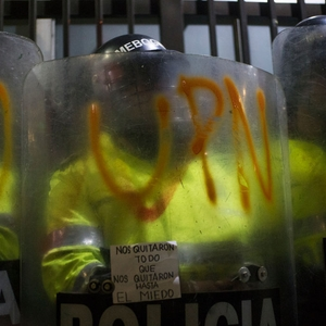 Violence escalates during Colombia's elections