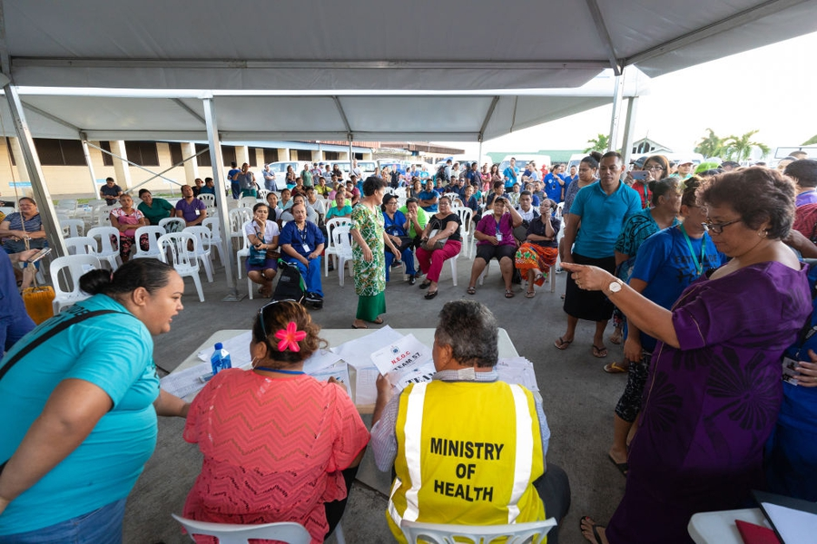 Demands for accountability and transparency over measles outbreak in Samoa