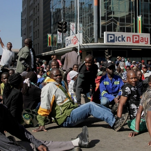 Economic decline, crackdown on rights; Zimbabweans hanker for change through protests