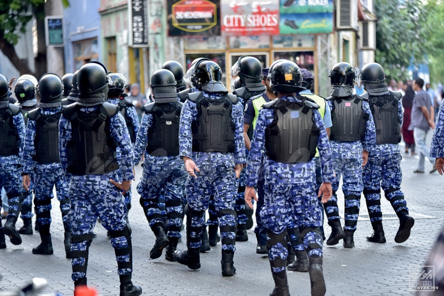 Concerns about crackdown on protests, press freedom and lack of accountability in the Maldives