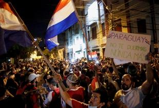 Paraguay: la indignación por la respuesta gubernamental a la pandemia desencadena manifestaciones