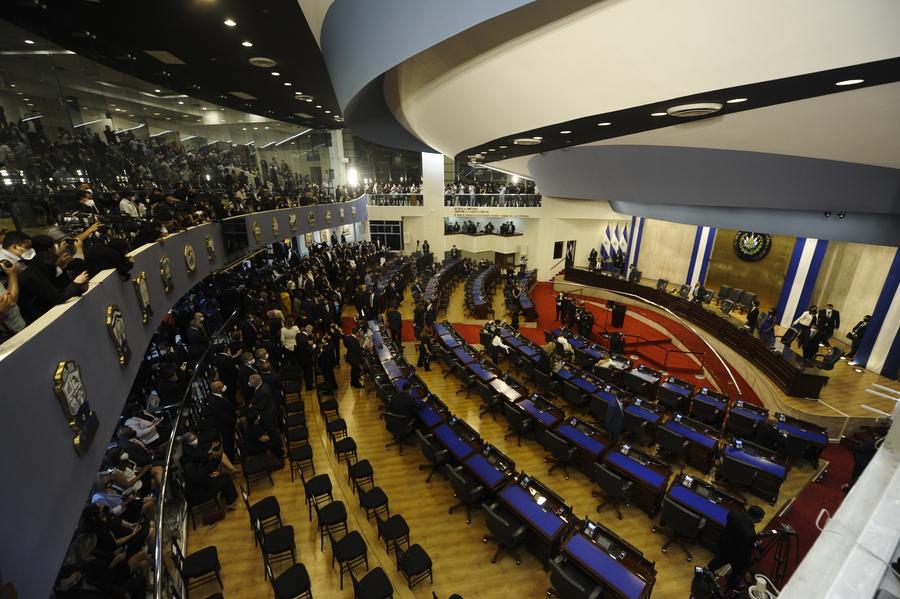 Democratic backslide in El Salvador deepens