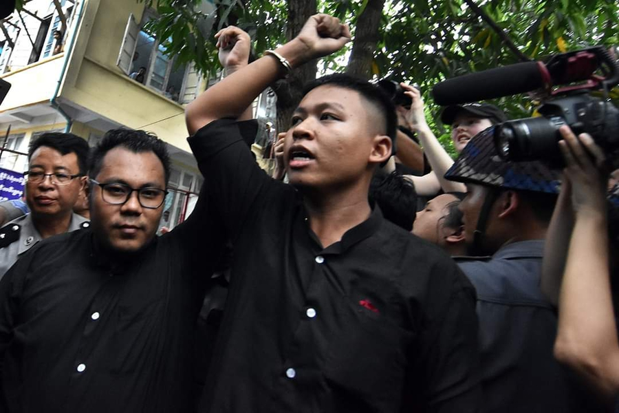 Despite serious crimes probe, Myanmar continues to silence critics and block the internet