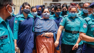 Press freedom under assault in Bangladesh while critics, protesters also silenced