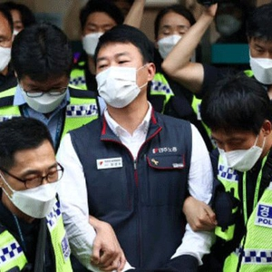 Union leader arrested amid protests in South Korea while restrictive press law revisions shelved