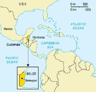 Protest over voter registration took place in Belize