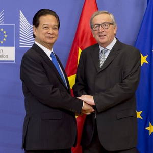 EU signs trade deal with Vietnam despite ongoing suppression of civic freedoms