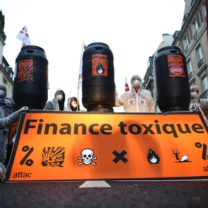 SLAPP Lawsuits threaten critical voices in France