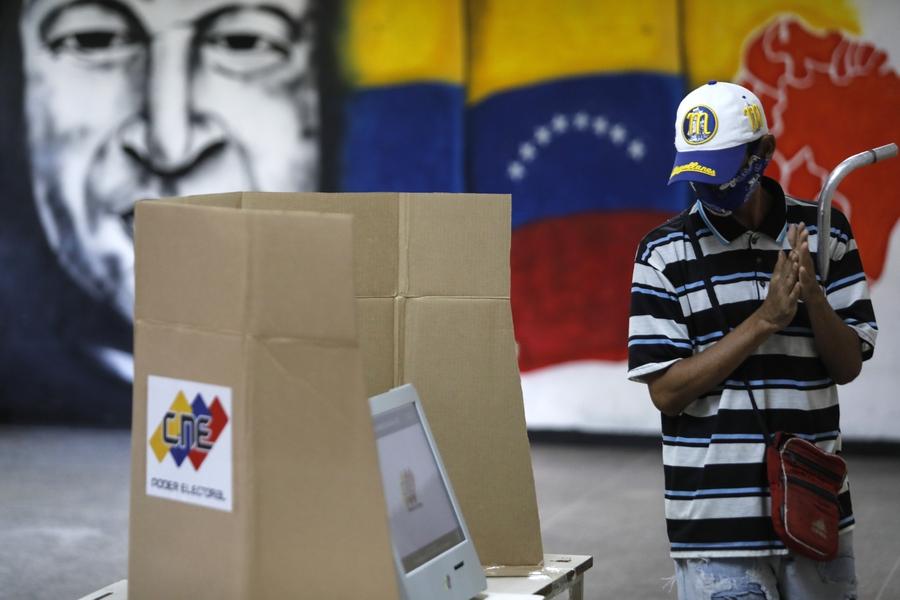 Contested legislative elections in Venezuela amid pandemic