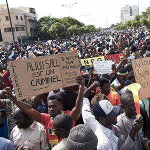 Protests against alleged corruption in management of oil and gas reserves