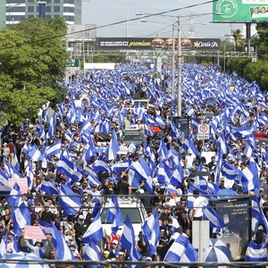 Nicaragua remembers a year of uprisings and government repression