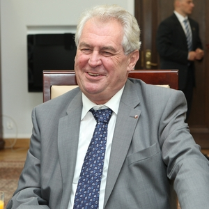 Zeman's reelection marked by media freedom concerns