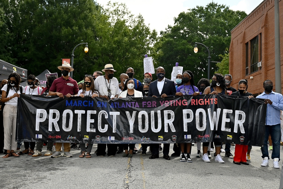 USA: Penalties for protesters increasing