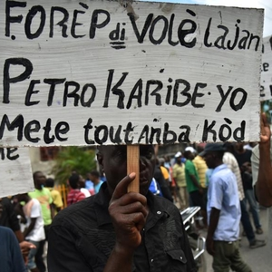 Sustained wave of protests in Haiti met with excessive force