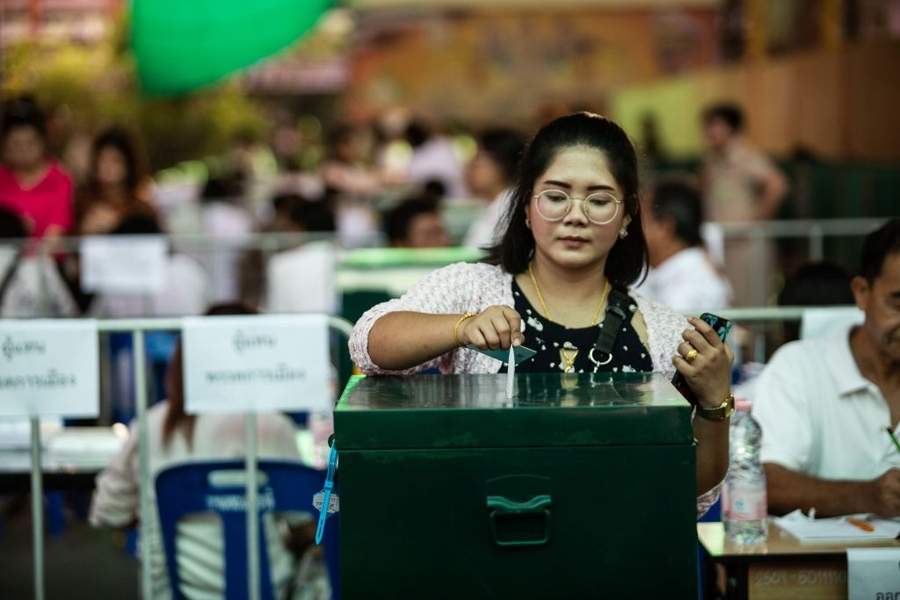 Media censored,  activists silenced and opposition weakened ahead of Thai elections