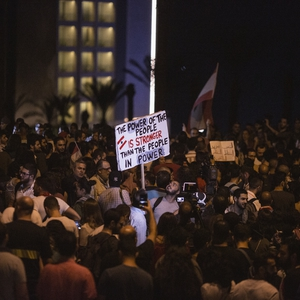 On the Watchlist: Protest continue in Lebanon; activists, journalists targeted by government