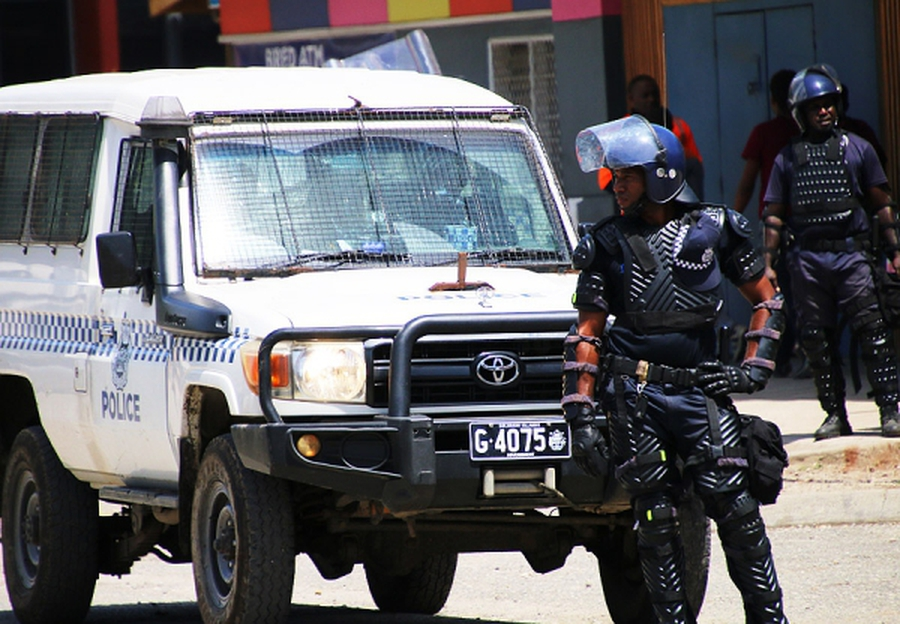 Police denies permission to protest, while election outcome sparks violence