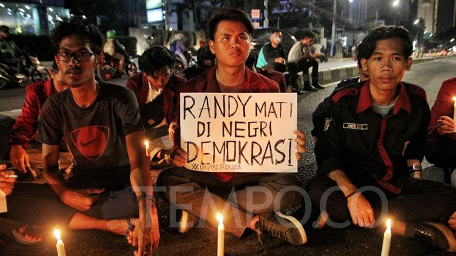 Lack of accountability for police violence, attacks on journalists and activists in Indonesia