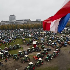 Farmers stage several protests at The Hague, proposed Dutch law threatens civic space