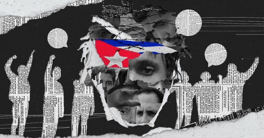 Cuban rapper Denis Solís of Movimiento San Isidro imprisoned; several artists on hunger strike