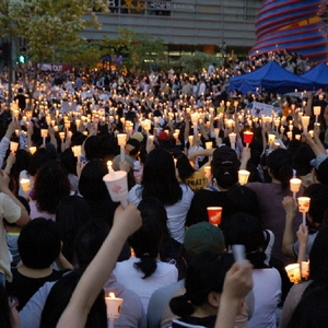 Trade Unions mobilise 400,000 in Seoul to demand fair wages