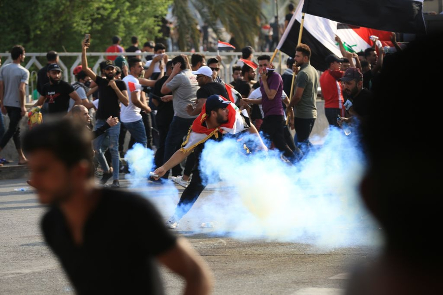 Popular Protests: Demonstrators, journalists and human rights defenders killed, attacked & silenced