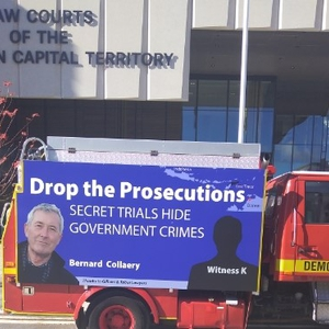 Conviction of whistleblower, new NGO regulation another blow to civic freedoms in Australia