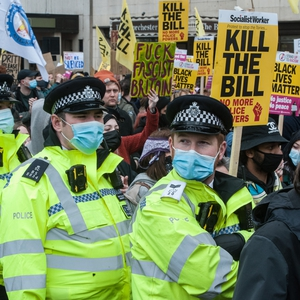 #KilltheBill protests continue amid police violence; Extinction Rebellion co-founder arrested